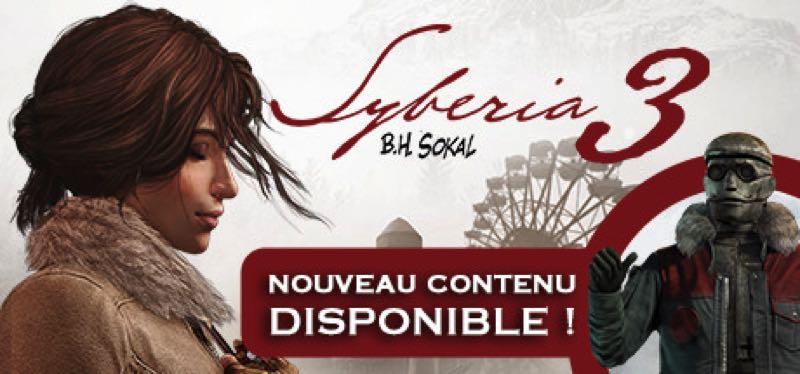 [TEST] Syberia 3 – version pour Steam