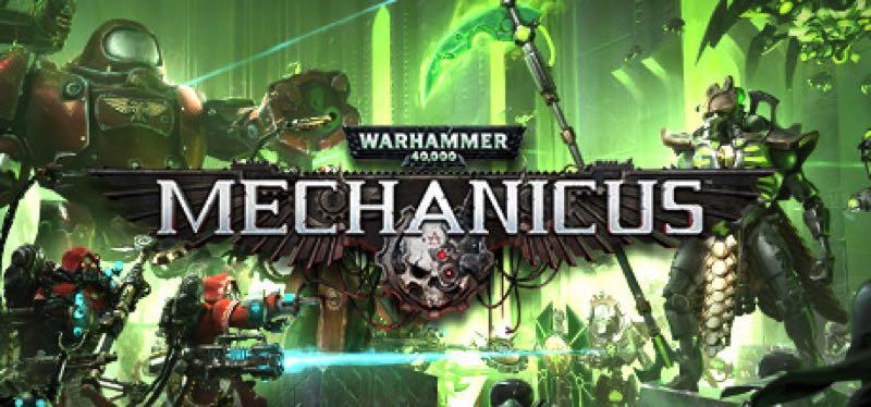 [TEST] Warhammer 40.000: Mechanicus – version pour Steam