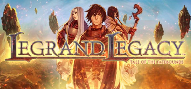 [TEST] Legrand Legacy: Tale of the Fatebounds – version pour Steam