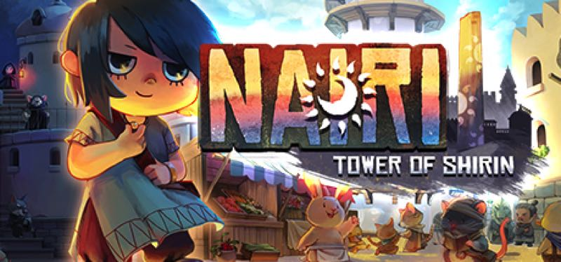 [TEST] NAIRI: Tower of Shirin – version pour Steam