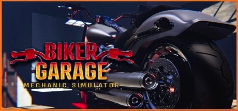 [TEST] Biker Garage: Mechanic Simulator – version pour Steam