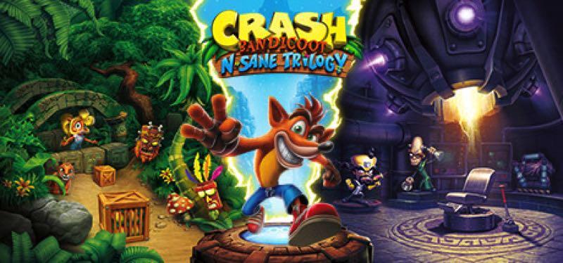 [TEST] Crash Bandicoot N. Sane Trilogy – version pour Steam