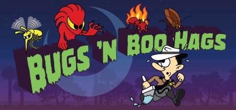 Bugs 'N Boo Hags