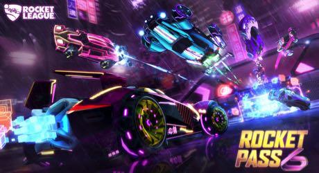 Rocket League et le Rocket Pass 6