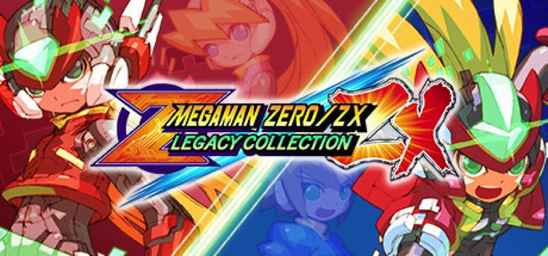 [TEST] Mega Man Zero/ZX Legacy Collection – version pour Steam