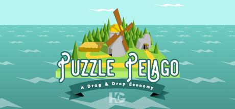 Puzzle Pelago – A Drag & Drop Economy
