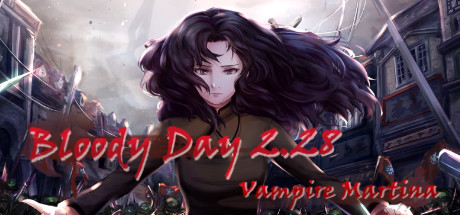 Vampire Martina-Bloody Day 2.28