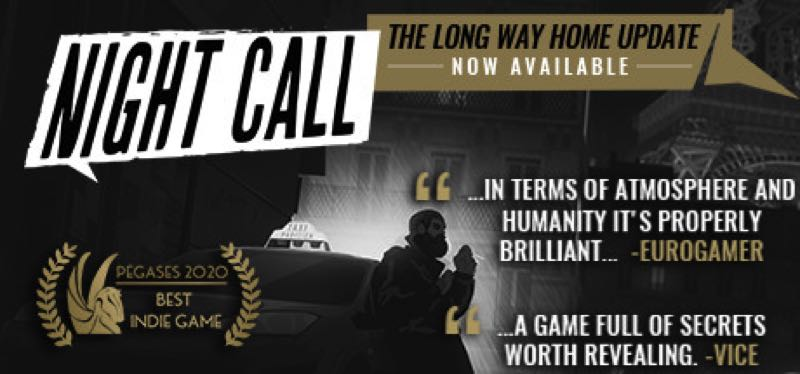 [TEST] Night Call – version pour Steam