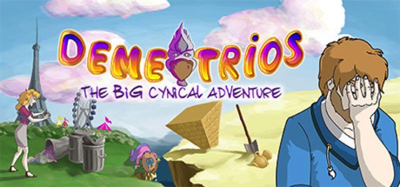 [TEST] Demetrios – The BIG Cynical Adventure – version pour Steam