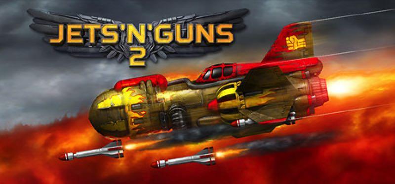 [TEST] Jets'n'Guns 2 – version pour Steam