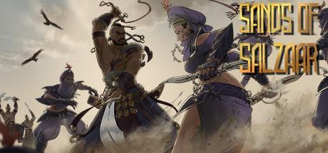部落与弯刀 Sands of Salzaar