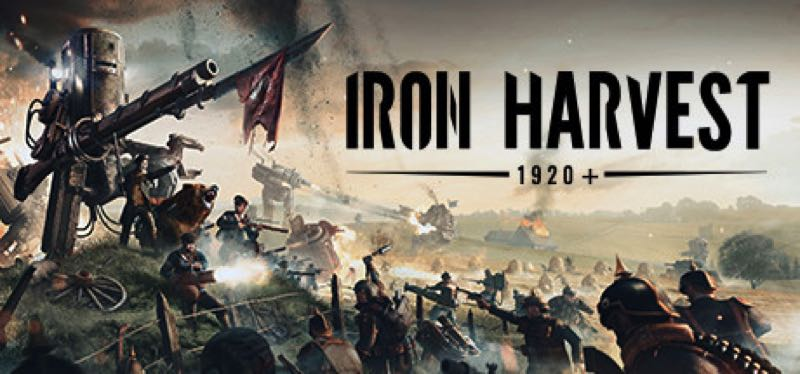[TEST] Iron Harvest – version pour Steam