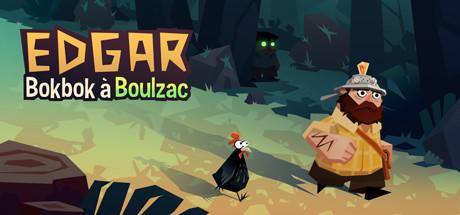 Edgar – Bokbok in Boulzac