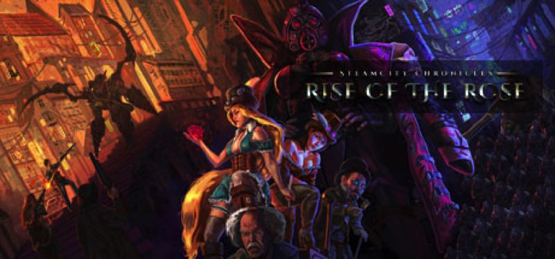 [TEST] SteamCity Chronicles – Rise Of The Rose – version pour Steam