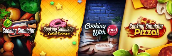 Cooking Simulator Complete Bundle