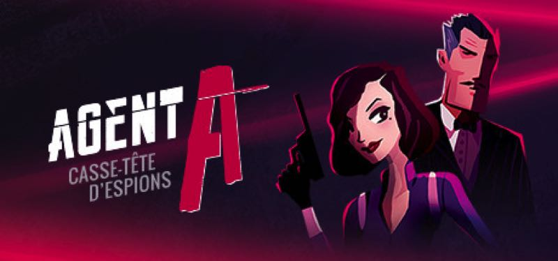 [TEST] Agent A: A puzzle in disguise – version pour Steam
