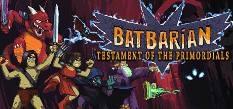 [TEST] Batbarian: Testament of the Primordials – version pour Steam