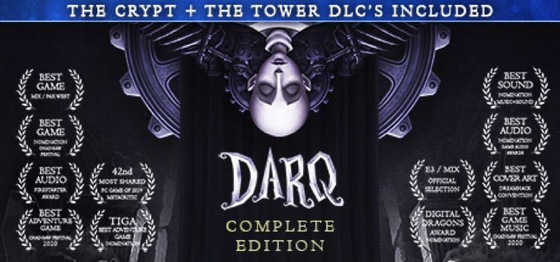 [TEST] DARQ: Complete Edition – version pour Steam
