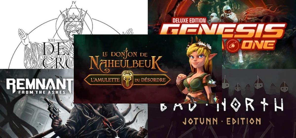 Le TOP 5 des jeux indépendants de 2020 pour Graal.fr